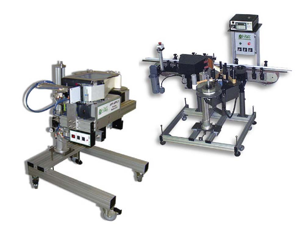Pressure Sensitive Labeling page