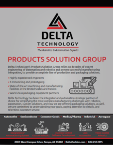 Delta Product Solutions Group